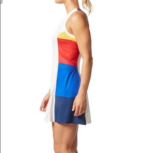 Adidas Pharrell NY Colorblock Dress M